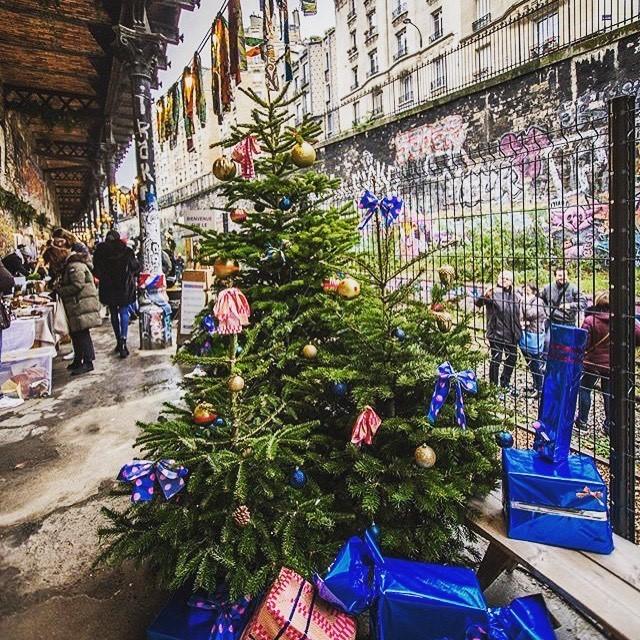 Marché de Noël avec Merci Bernard au Hasard Ludique le 15 décembre 2019 de 12h à 20h